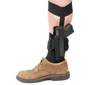 Blackhawk Ankle Holster for Glock