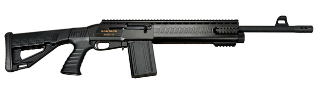 Diamond SWAT 12 shotgun