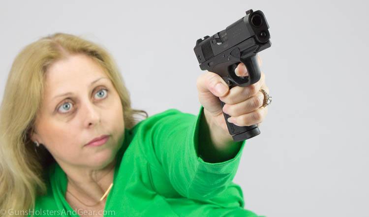 self defense with Bersa pistol