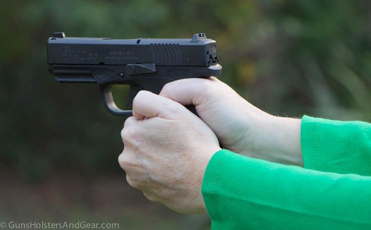 shooting the BP40CC