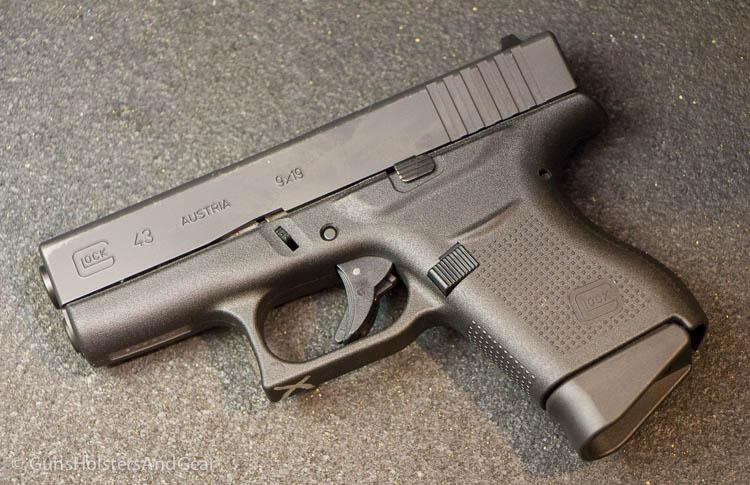 Glock 43 Sights