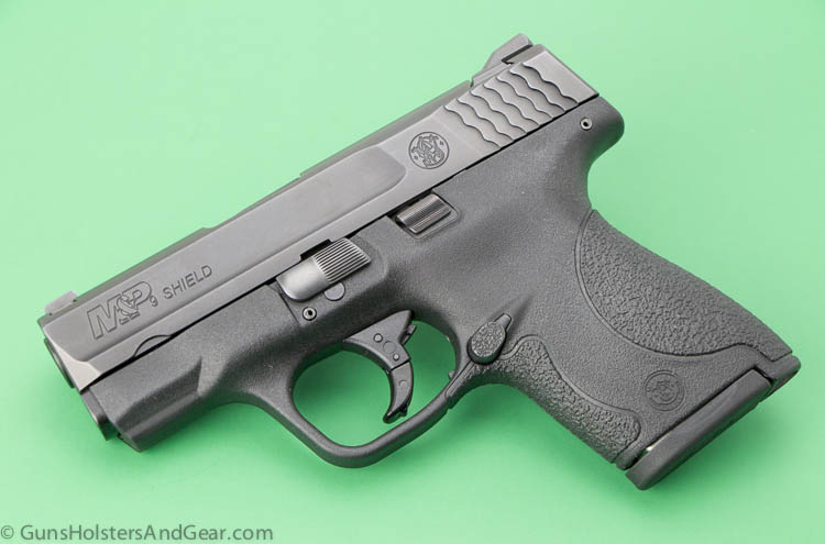 Smith and Wesson 9mm Shield review