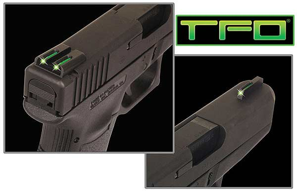 TRUGLO TFO Sight set