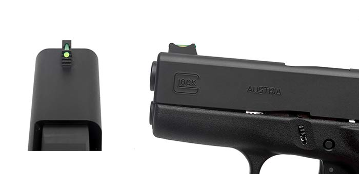 Wilson Combat Sights for Glock 42