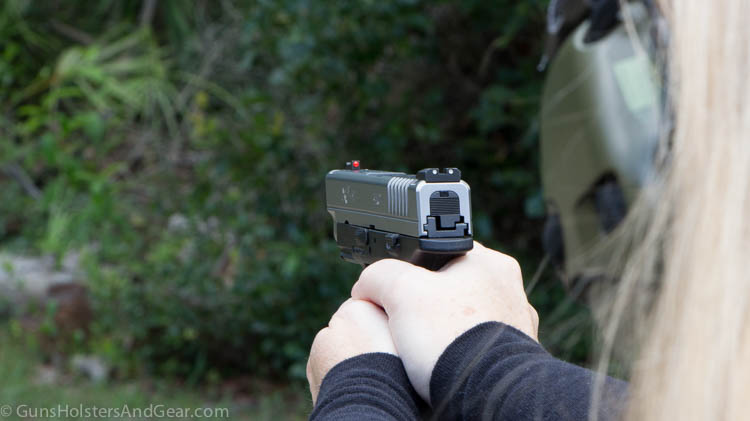 Springfield XD-S Sights