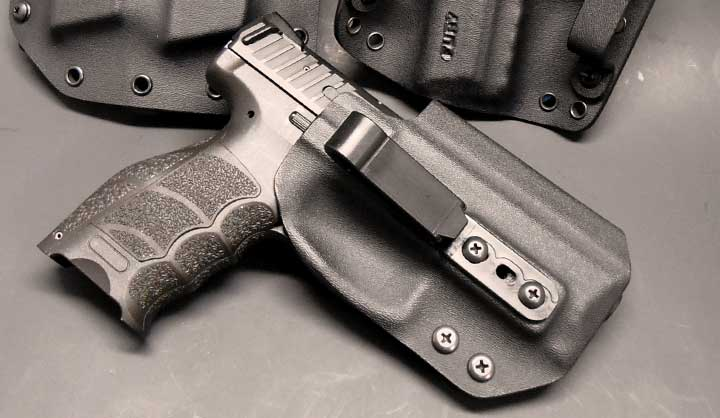 Fury Solutions VP40 Holster