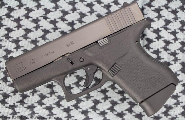 Glock 43 profile