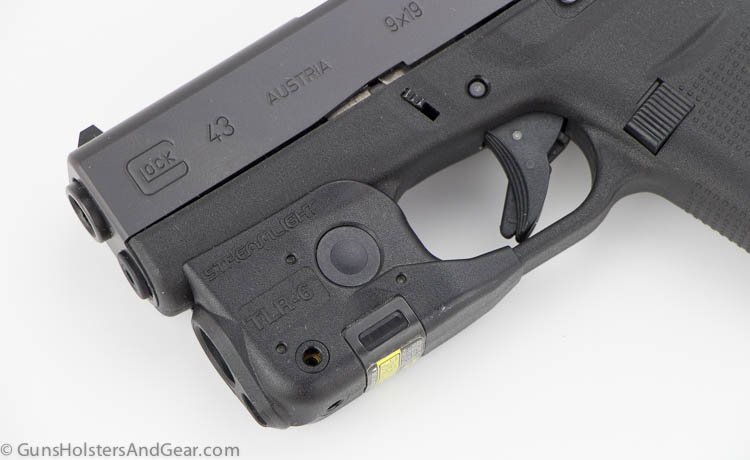 Streamlight TLR-6 on G43
