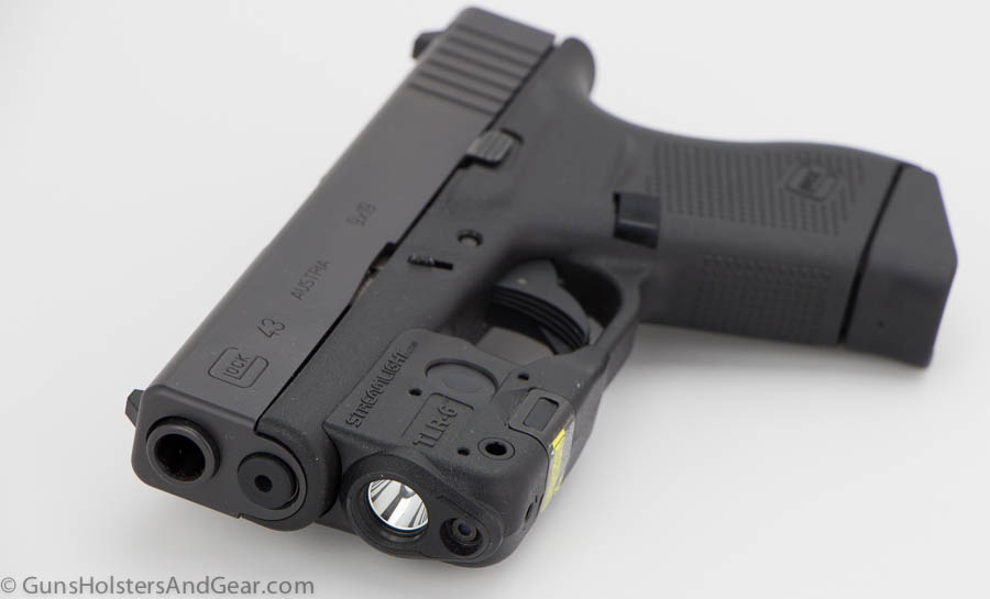 TLR-6 on the Glock 43