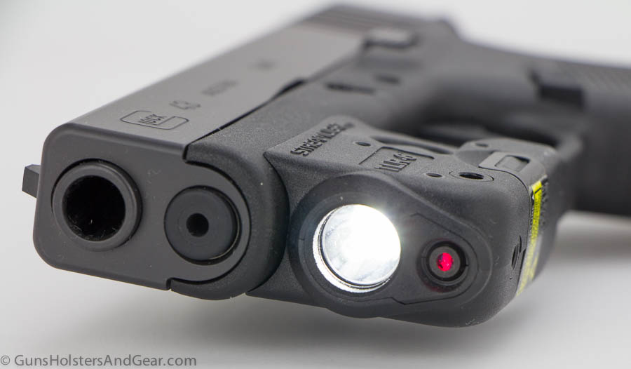 light and laser for G43 pistol