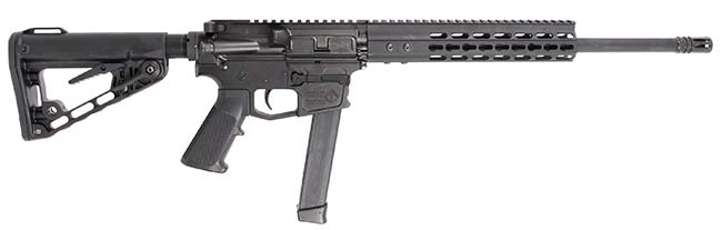 American Tactical Mil-Sport 9mm AR-15 Carbine