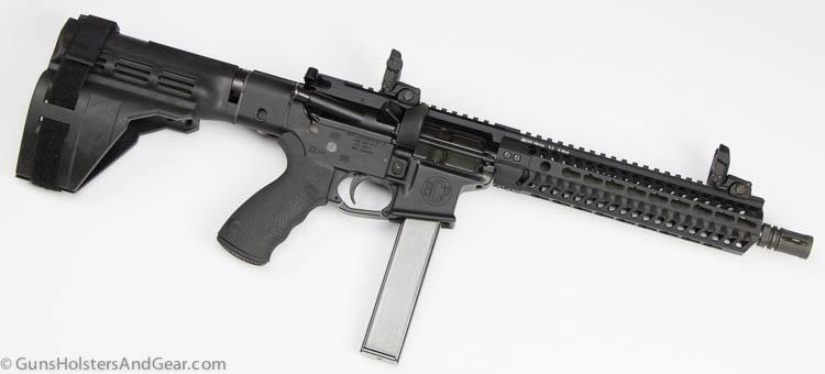 BCP 9mm AR Pistol