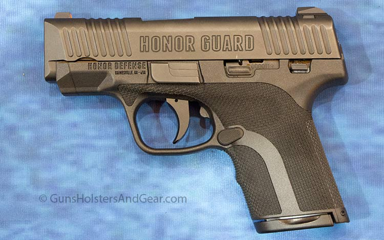 Honor Guard pistol