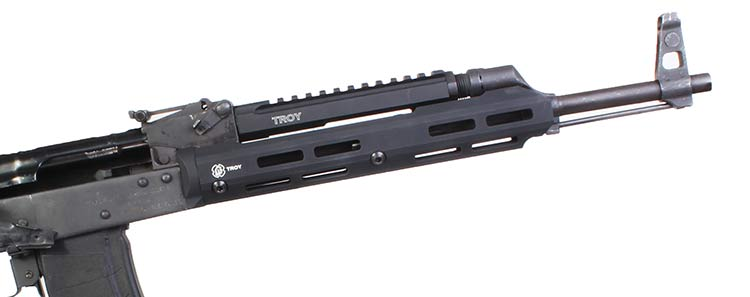 M-Lok Handguard for AK-47