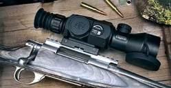 New ATN X-Sight II Rifle Scope