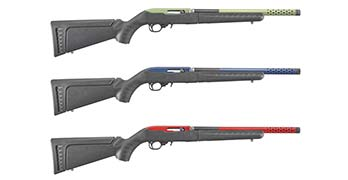 Ruger 10-22 Takedown Lite features