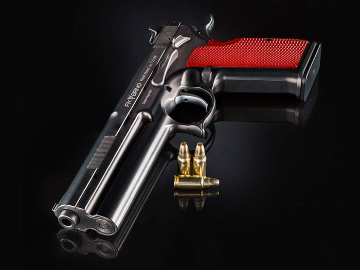 most expensive pistol