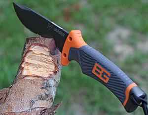 cool Bear Grylls survival knife