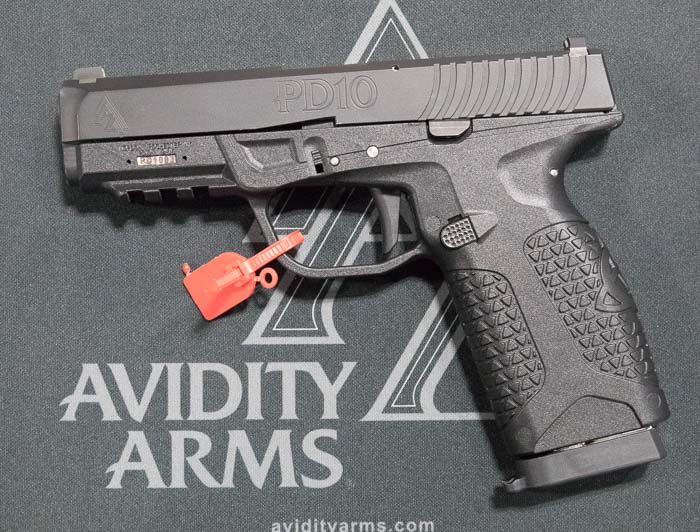 Avidity Arms PD10
