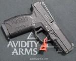 Avidity Arms PD10 at SHOT