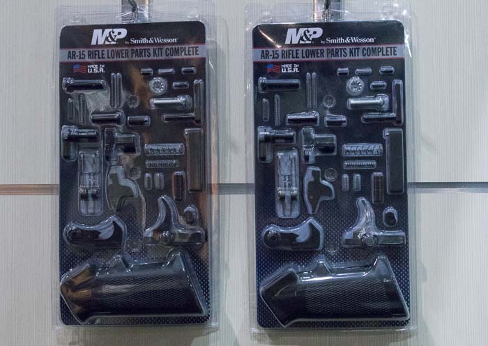Smith Wesson lower parts kit
