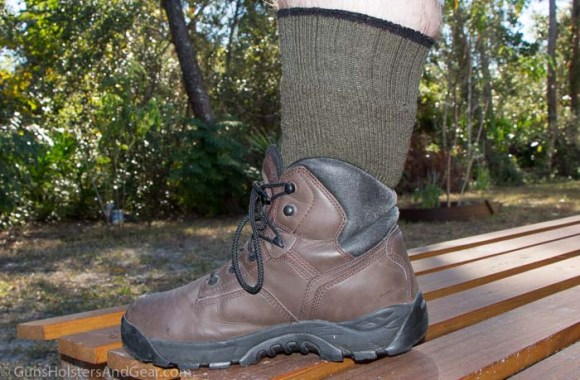 wool sock