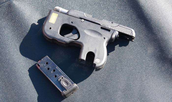 new Taurus Curve pistol