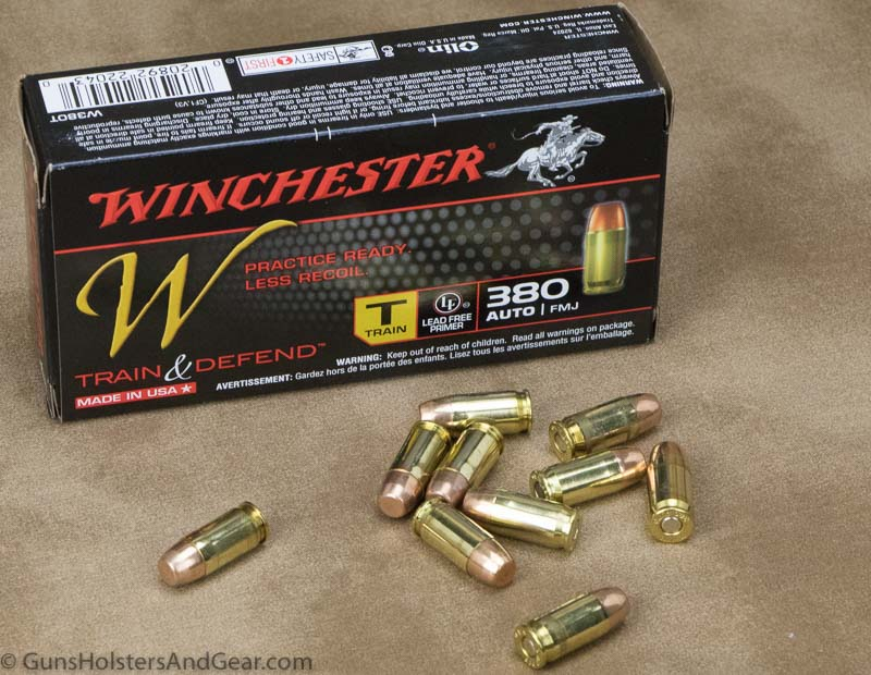 review of the Winchester Train and Defend ammo
