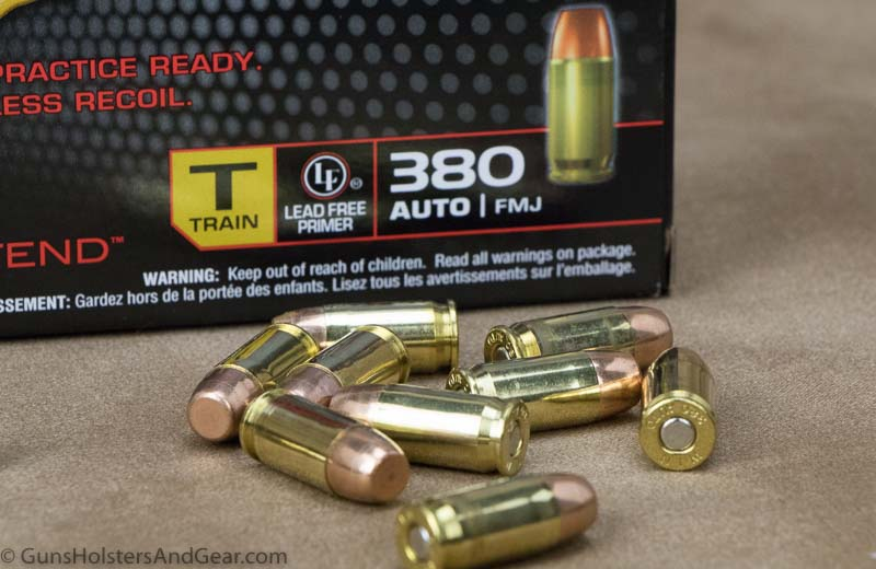 training ammunition review
