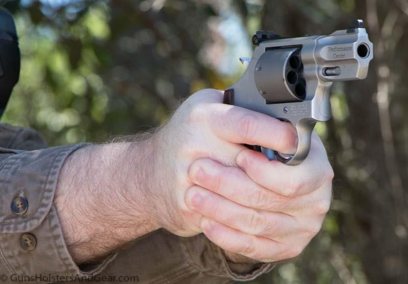 shooting the 986