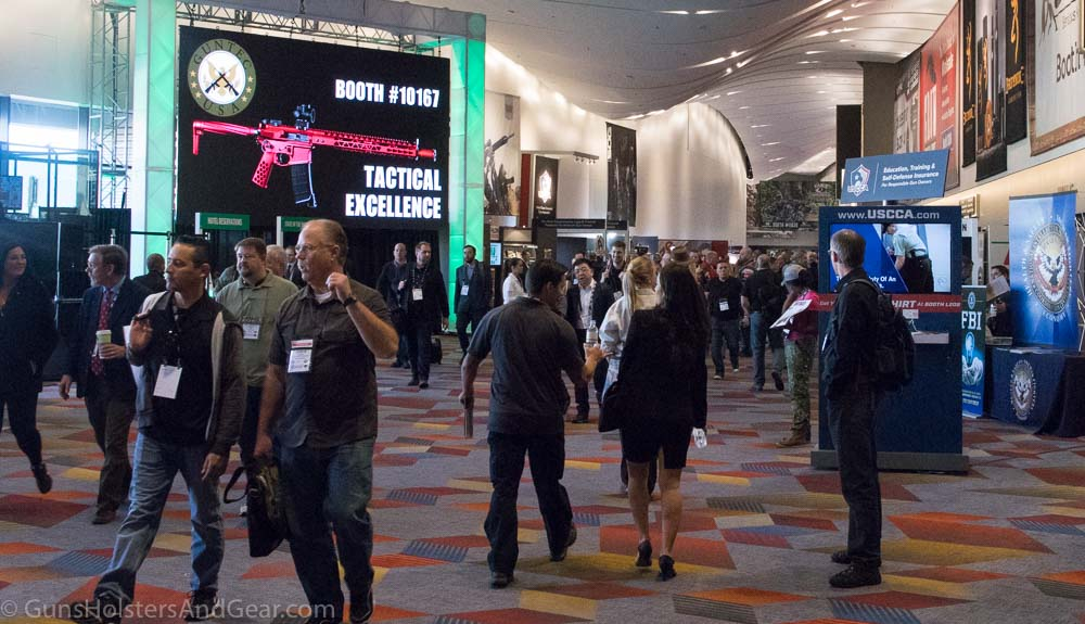 SHOT Show 2018: New Guns, Rumors and News