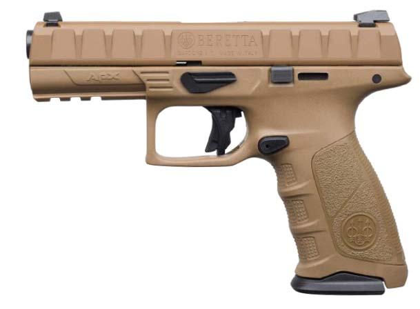Beretta APX FDE