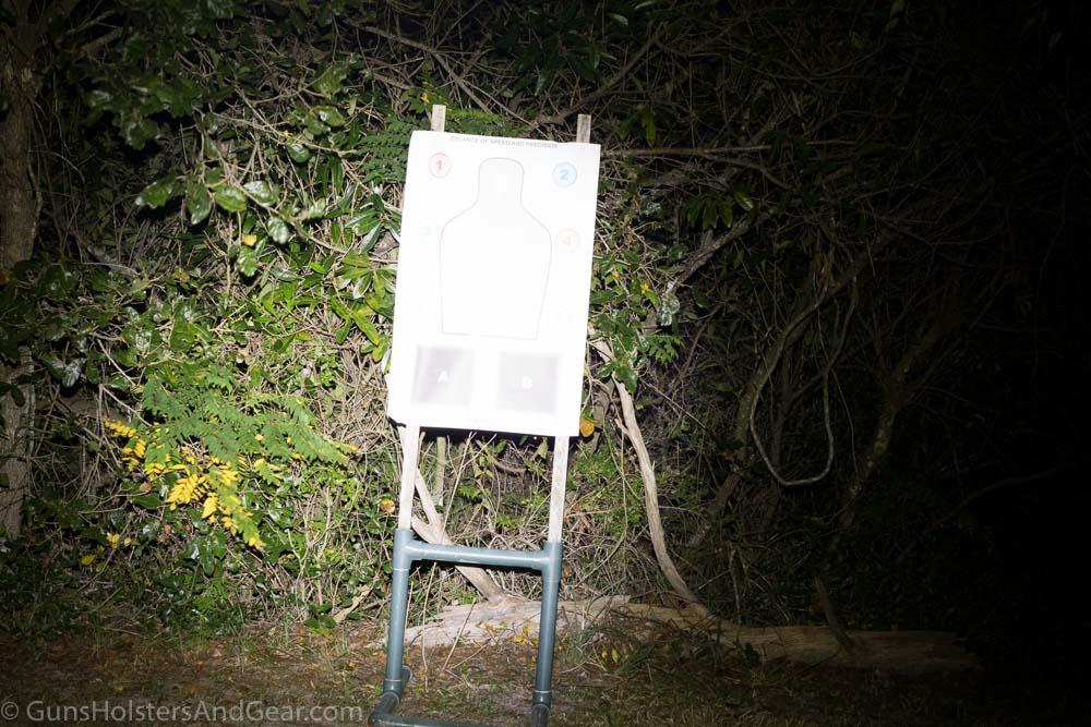 Night Test - Zoom 10 minutes