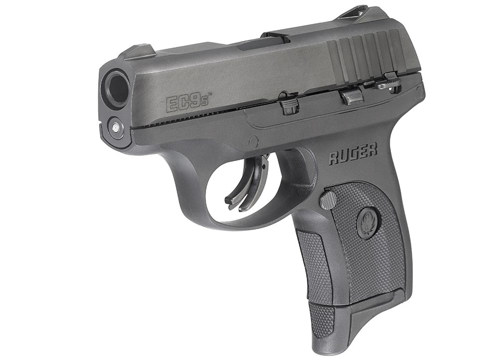 Ruger EC9s - A New Inexpensive 9mm for Concealed Carry
