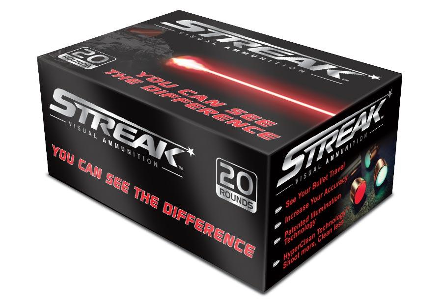 Streak Ammunition