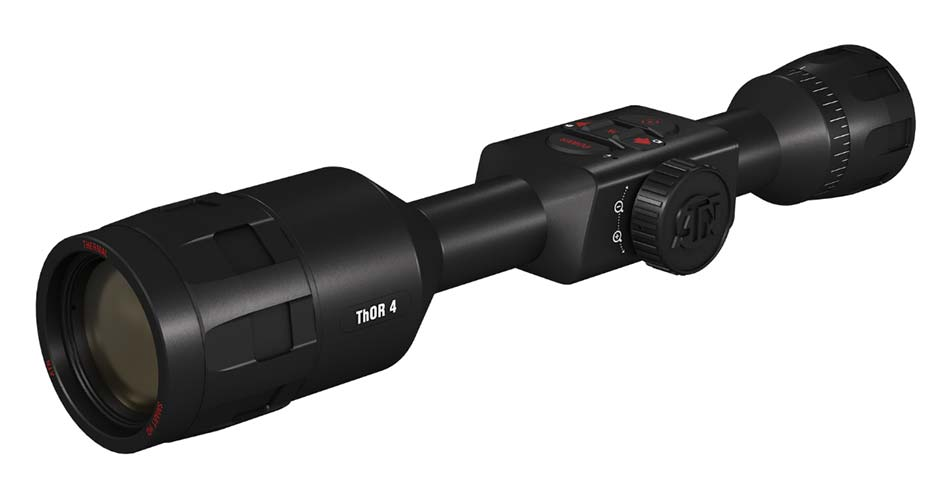 ATN Thor 4 Thermal Scopes: Better Performance, More Features