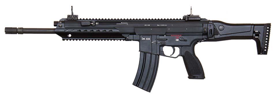 Heckler and Koch HK433