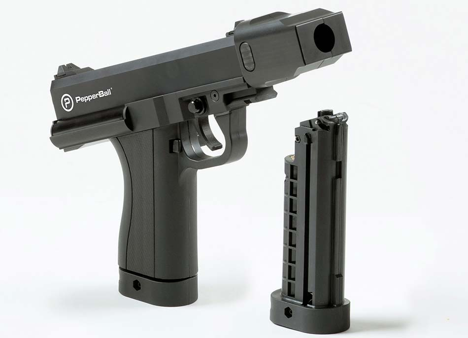 Pepperball Tactical Compact Pistol