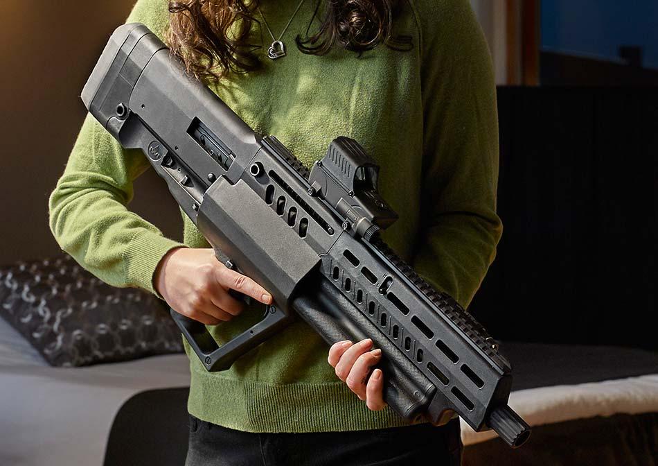 Tavor T12 semi-auto shotgun