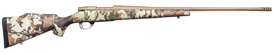 Weatherby First Lite Vanguard rifle
