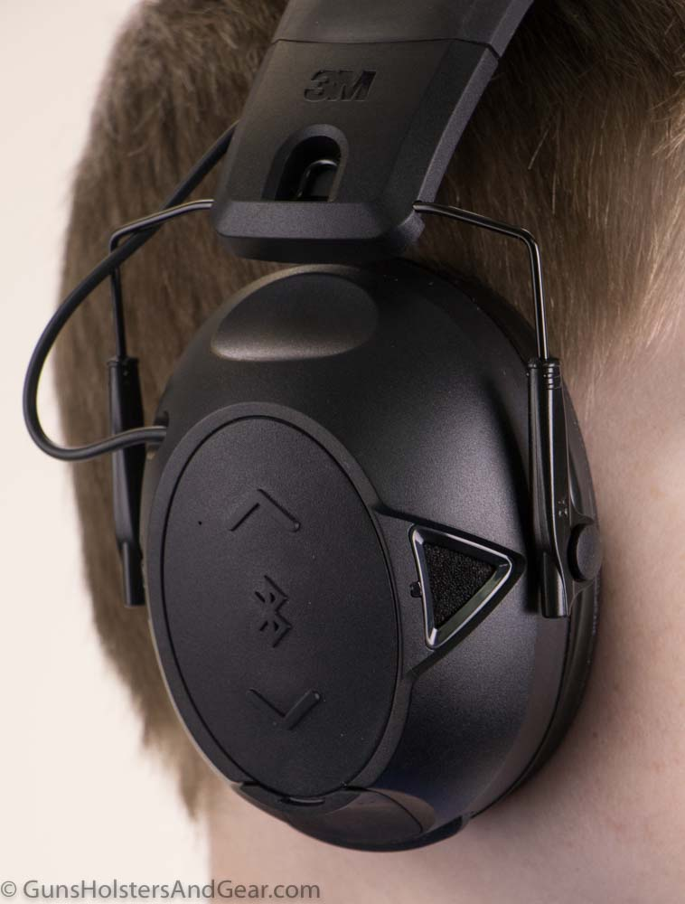 Peltor bluetooth capable hearing protection