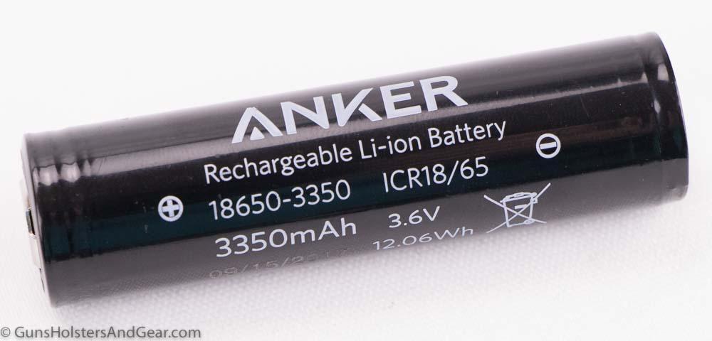 Anker 18650 battery