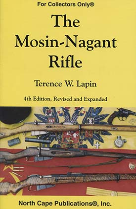 The Mosin-Nagant Rifle review book cover