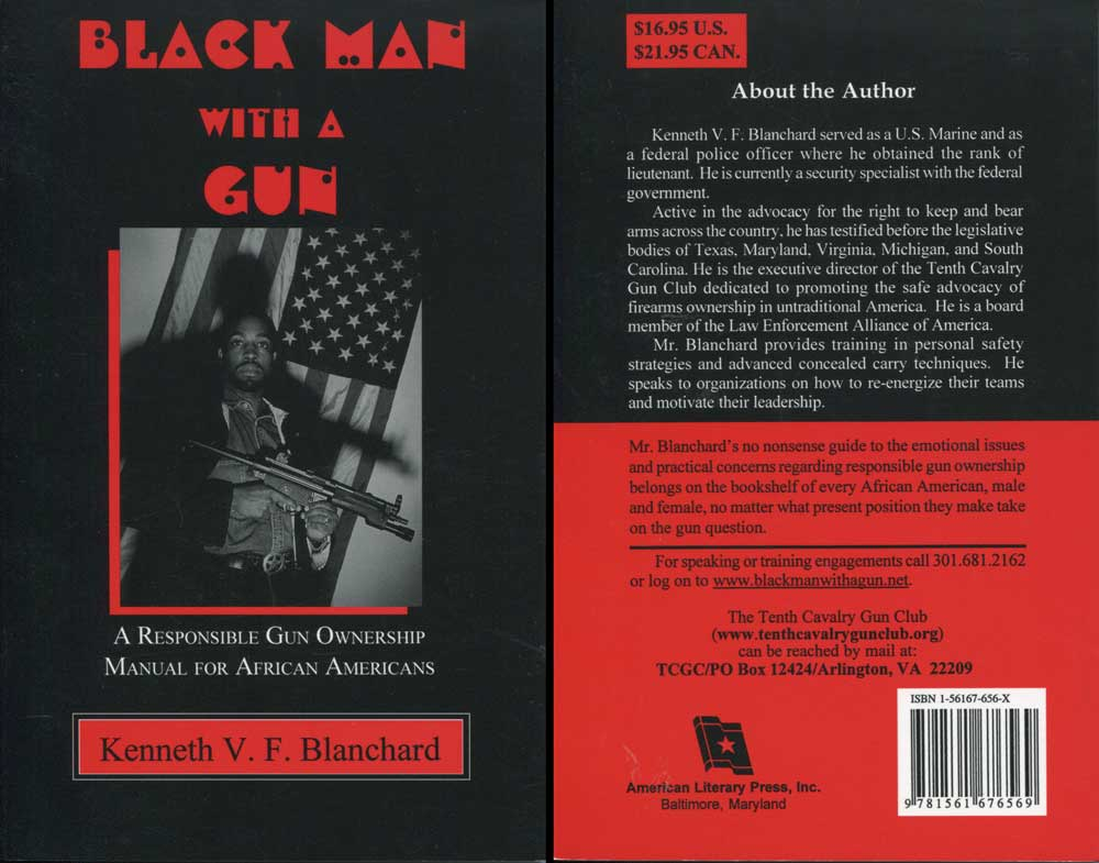 Black Man with a Gun review