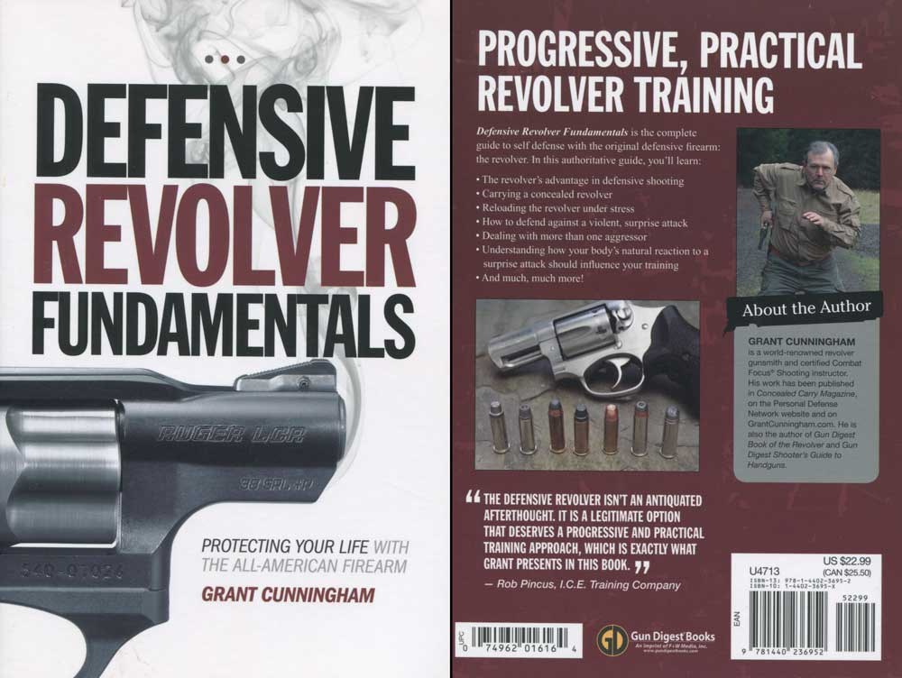 Defensive Revolver Fundamentals Book Review