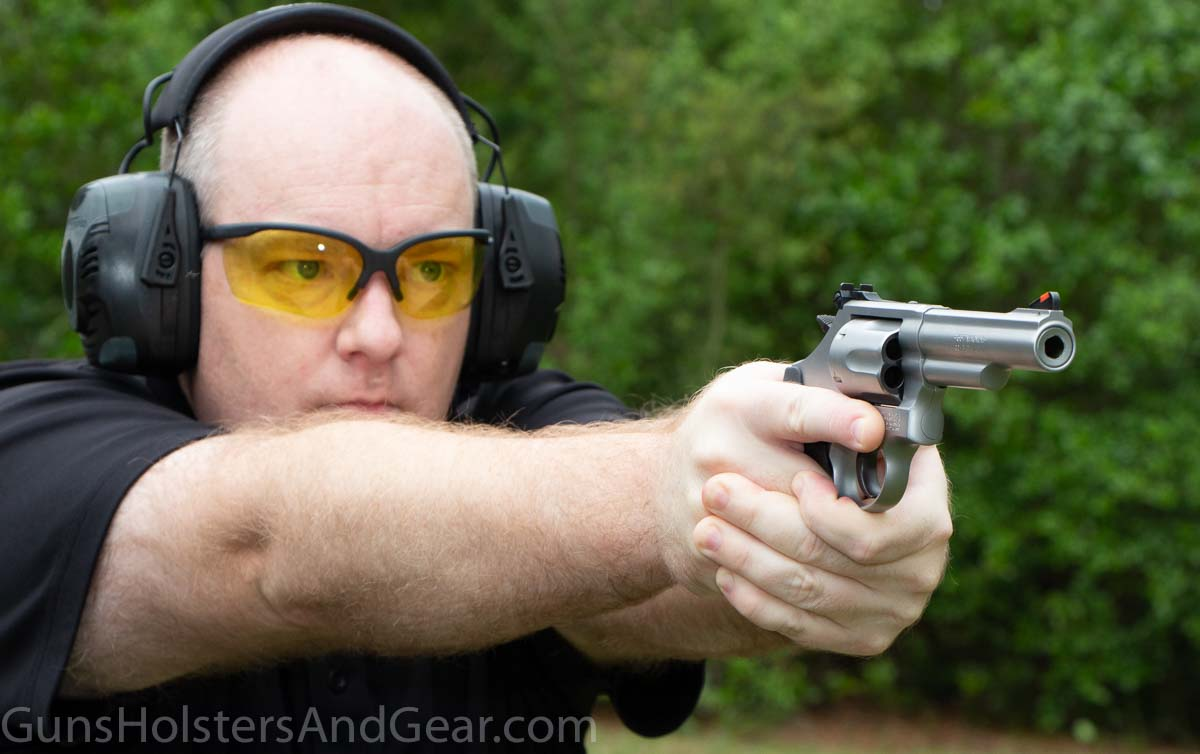 Smith & Wesson Model 66 Review: The Modern Combat Magnum