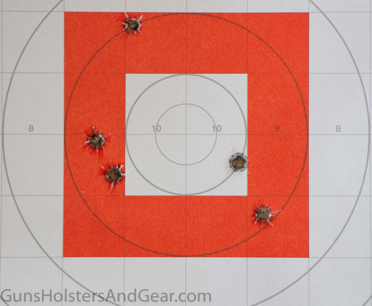 Rapid Fire at 7 Yards