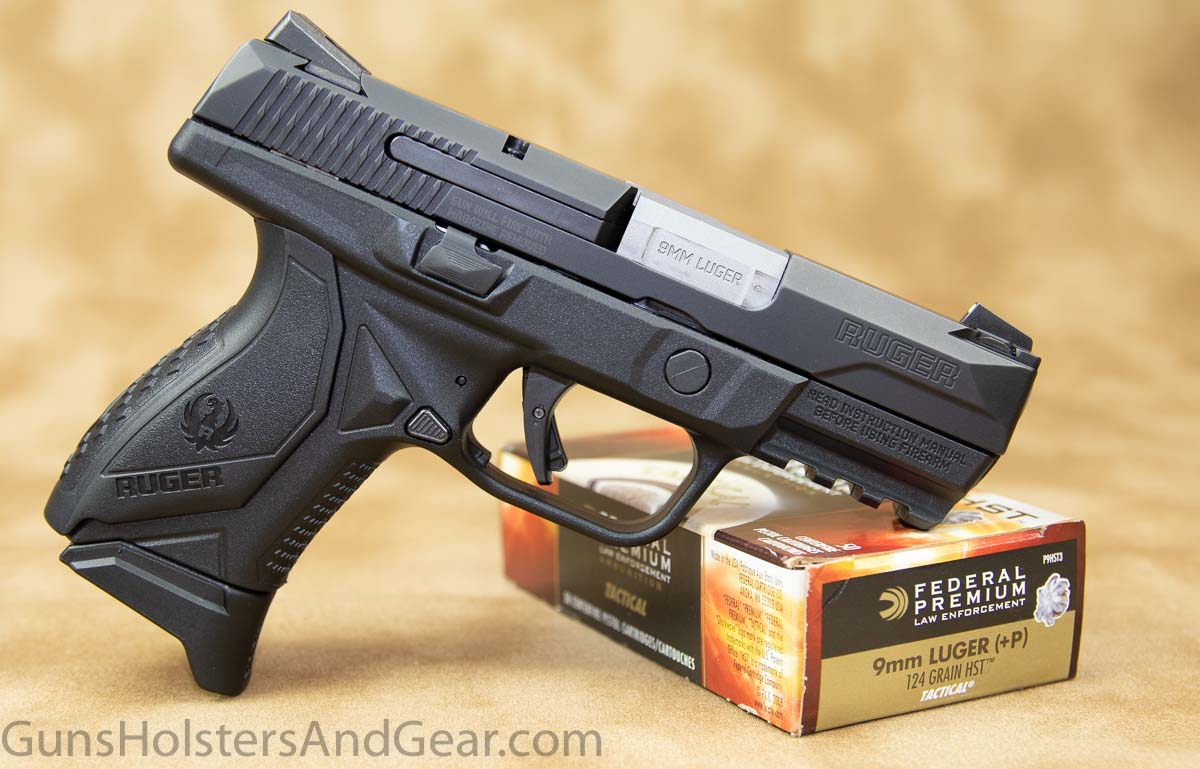 Ruger American Compact Pistol Review