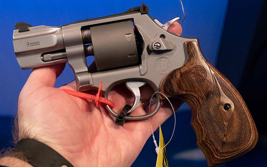 New Revolvers for 2019