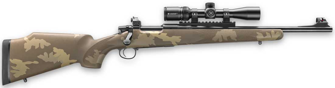 Remington Model 7 Scoped Scout Rifle